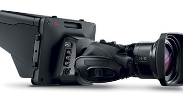 Blackmagic Design Announces Studio Cameras, HD & 4K