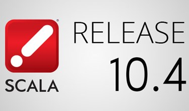 Scala Enterprise, Release 10.4 is here